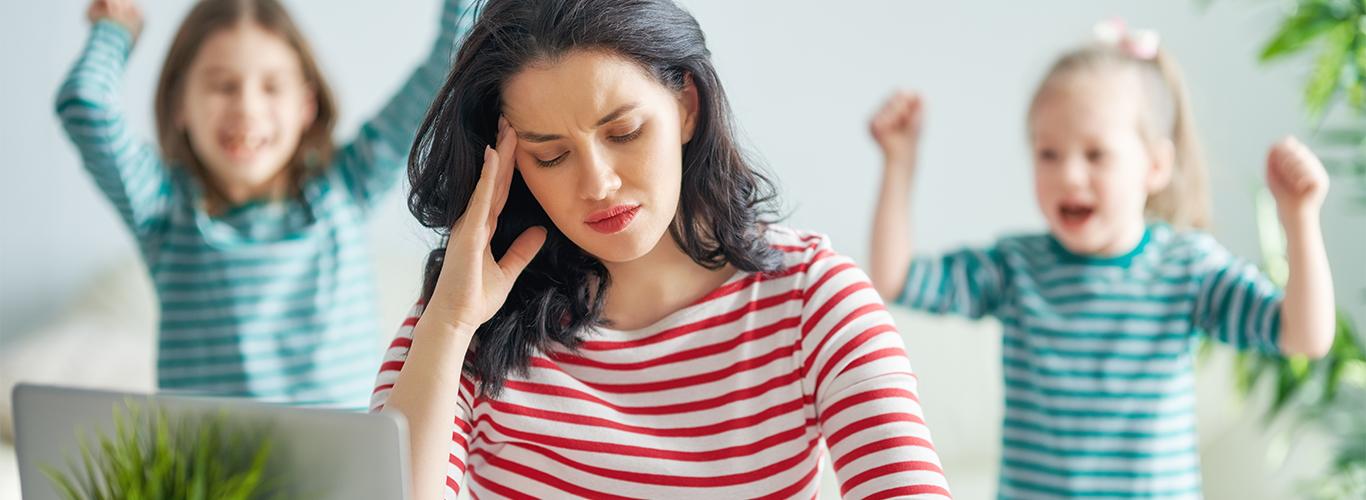 #StămAcasă și ne luptăm cu oboseala din sindromul anxios